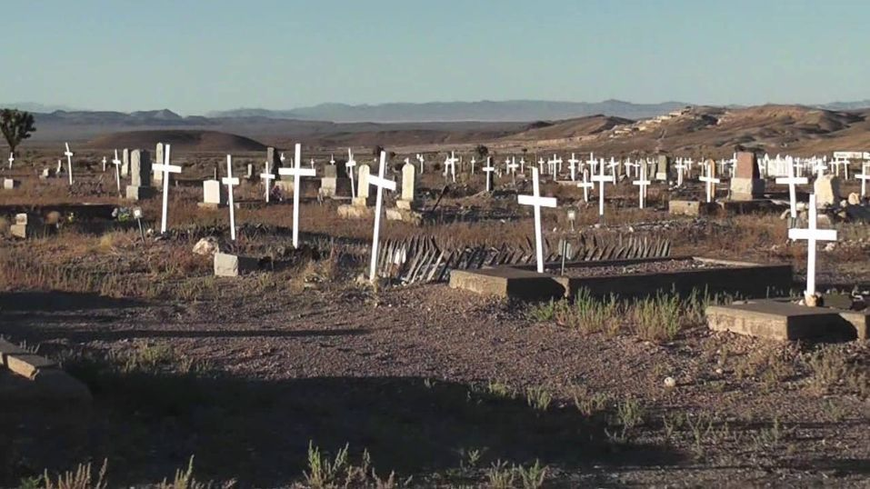 goldfield ghost town graves