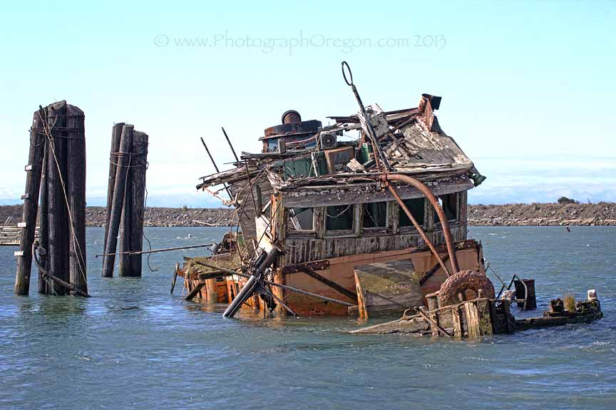 The Hume shipwreck