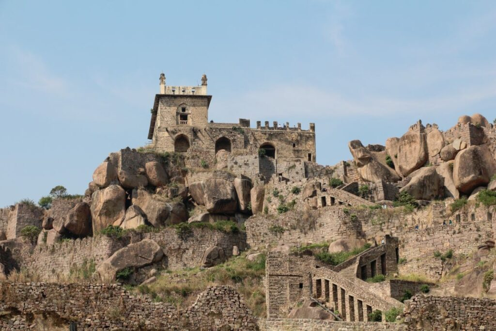 abandoned castles in india