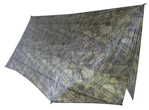 large tarp for stealth camping