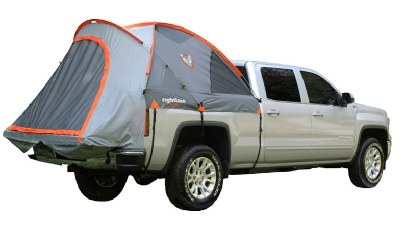budget stealth camping tent for trucks