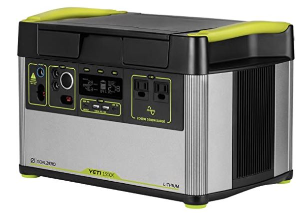 most powerful camping generator