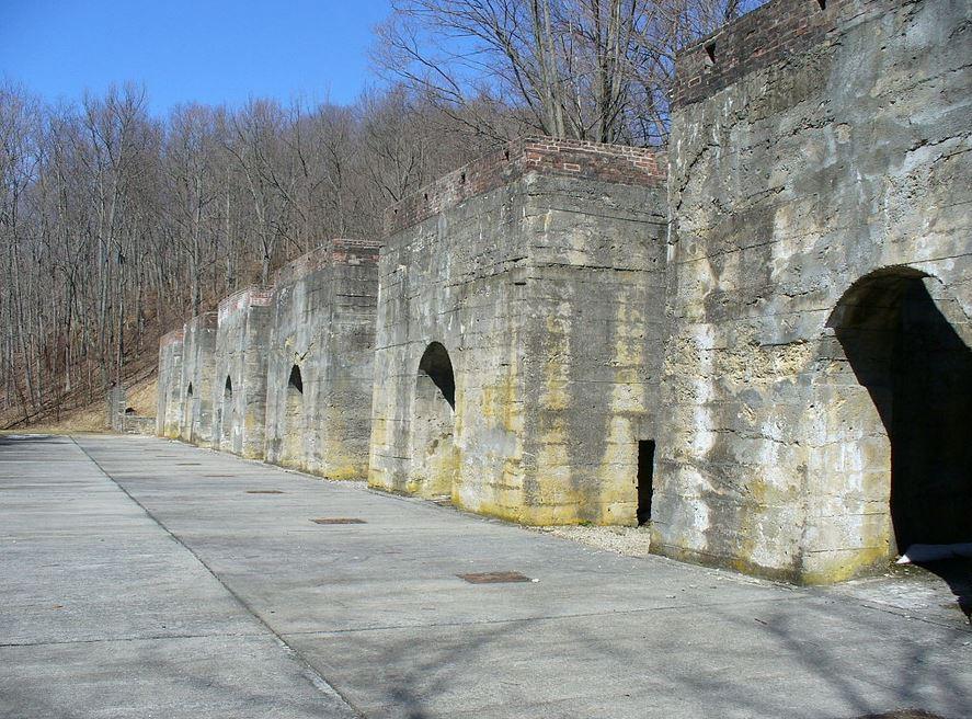 Pennsylvania abandoned Kilns