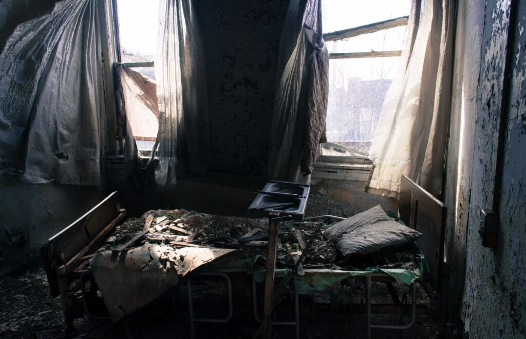 Abandoned places in Pennsylvania city of Brownsville