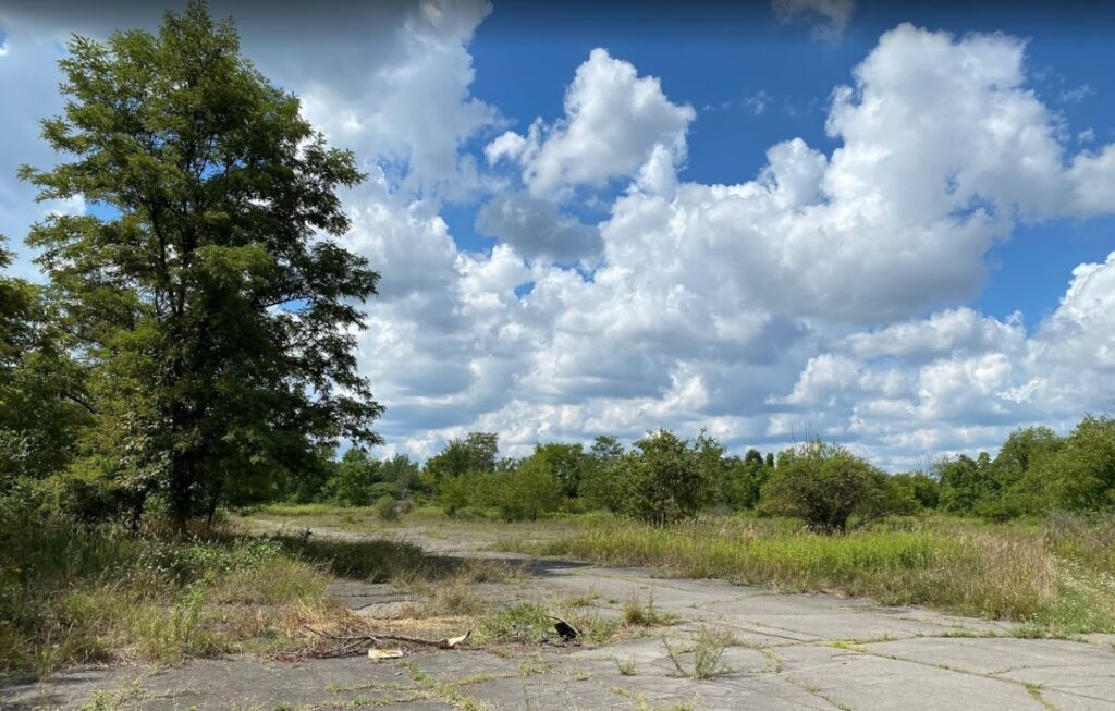 Nike Missile site abandoned in  Pennsylvania
