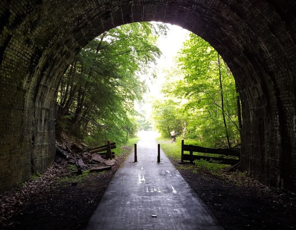 abandoned tunnels in Pennsylvania