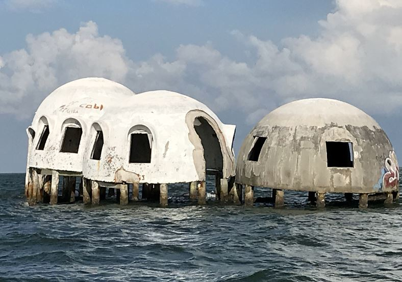 abandoned places in Florida in the water
