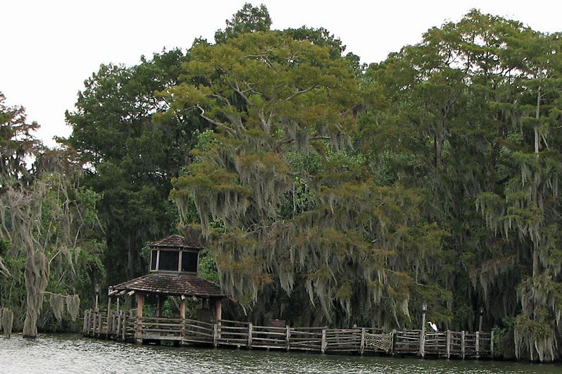 abandoned places in Florida on discovery island