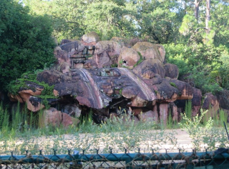 abandoned places in Florida at Disney Land