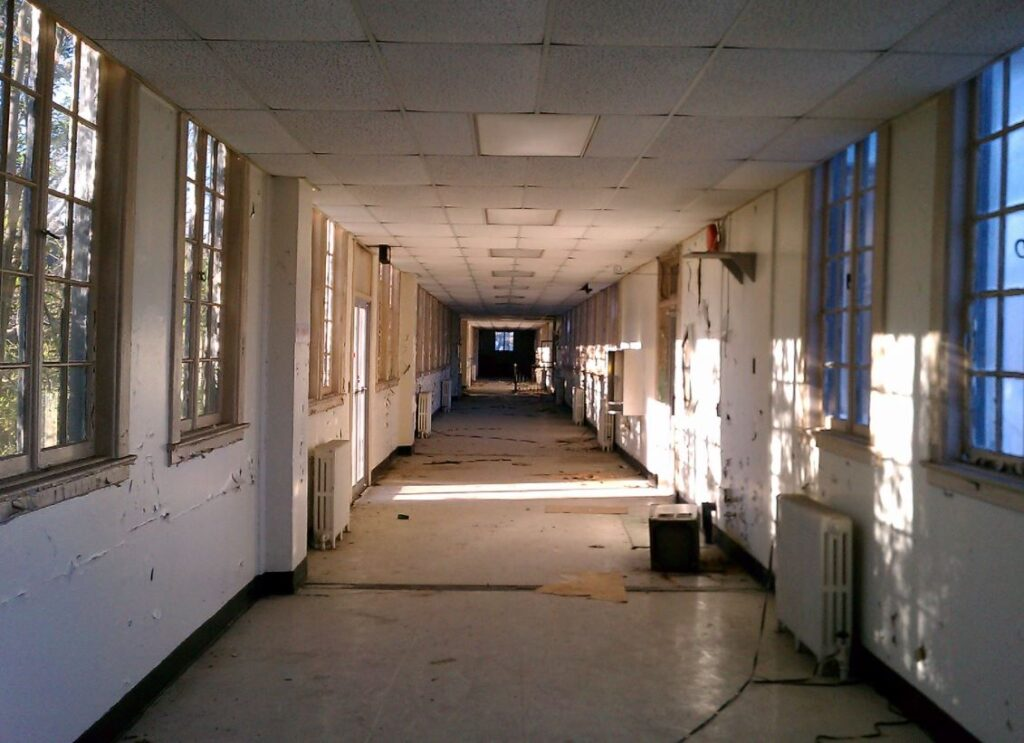 abandoned schools in Indiana