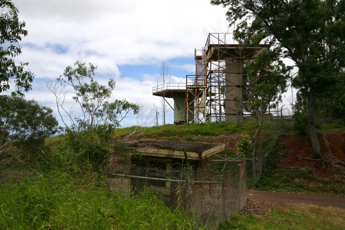 abandoned nike missile site in NJ