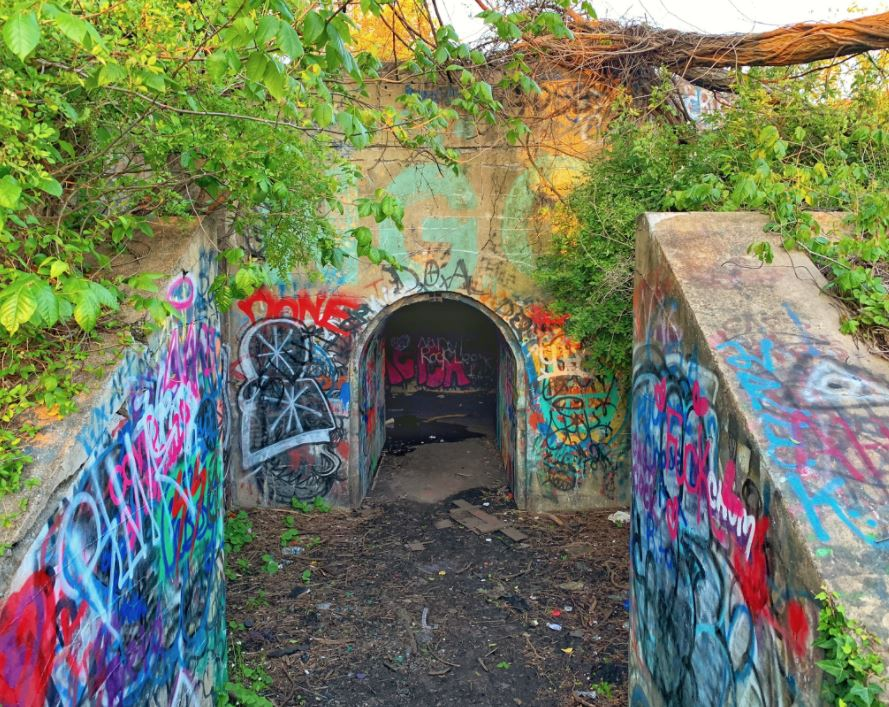abandoned places in Maryland that are historic